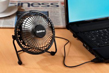 Los 3 mejores ventiladores USB baratos para PC